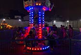 Fun rides in Bazaar City Shopping Hub, Cainta Rizal