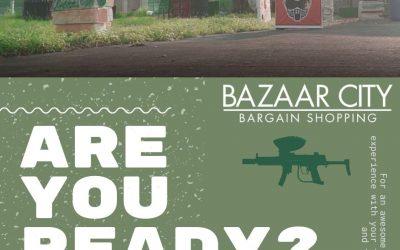 Bazaar City Paintball is NOW OPEN!